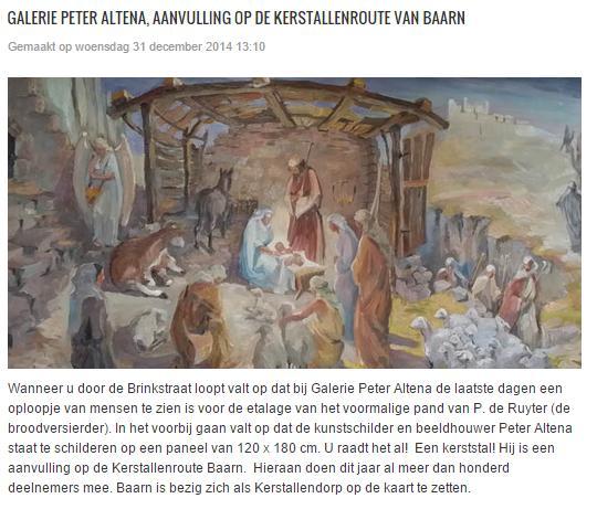 baarnsche courant 31-12-2014